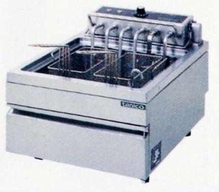 【送料無料】新品!タニコー 卓上電気フライヤー(12L) TCFL-4560E