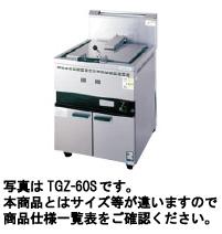 【送料無料】新品!タニコー ガス餃子グリラー(タイマー・ブザー付) W600*D750*H750 TGZ-60STB