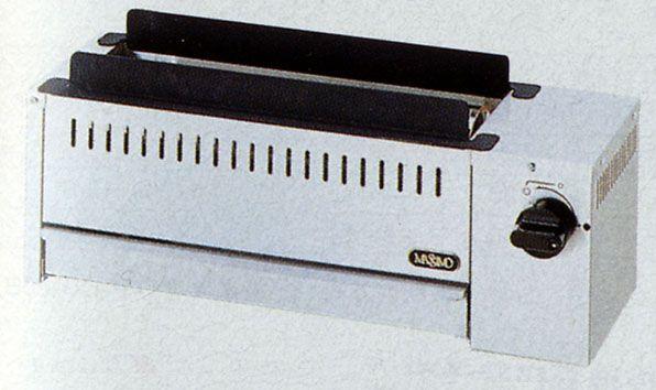 【送料無料】新品!タニコー ガス赤外線 串焼用グリラー 下火式 TMS-TIG-1K