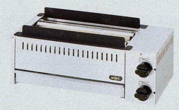 【送料無料】新品!タニコー ガス赤外線 串焼用グリラー 下火式 TMS-TIG-2K