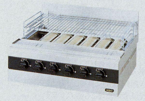 【送料無料】新品!タニコー ガス赤外線グリラー 下火式 TMS-TIG-6