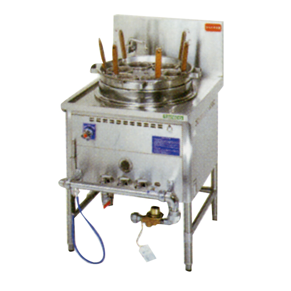 【送料無料】新品!タニコー ガス中華ゆで麺器 TU-1ND