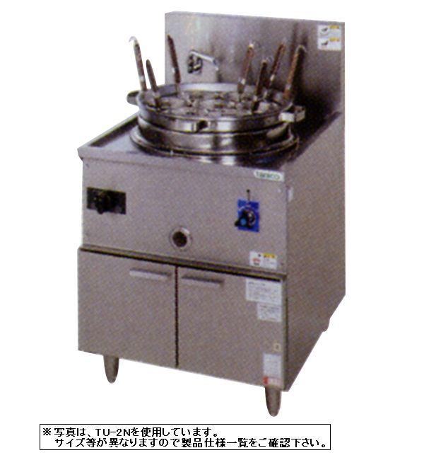 【送料無料】新品!タニコー ガス中華ゆで麺器 TU-3