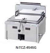 【送料無料】新品!タニコー ガス餃子グリラーW450*D450*H260 N-TCZ-4545G