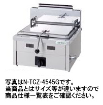 <title>入荷予定 業務用厨房機器 送料無料 新品 タニコー ガス餃子グリラーW600 D600 H260 N-TCZ-6060G</title>
