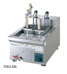 【送料無料】新品!タニコー 卓上型電気スパゲティーボイラーW400*D650*H290 TCEU-2AL
