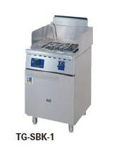 【送料無料】新品!タニコー スパゲティーボイラーW500*D600*H800 TG-SBK-1