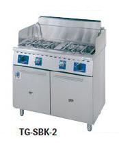 【送料無料】新品!タニコー スパゲティーボイラーW900*D600*H800 TG-SBK-2