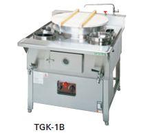 【送料無料】新品!タニコー ガス生そば釜W600*D11500*H780 TGK-1B