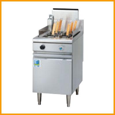 【送料無料】新品!タニコー ガス角型ゆで麺器 TGUS-50A