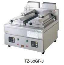 【送料無料】新品!タニコー 自動ガス餃子グリラーW600*D650*H340 TZ-60GF-3