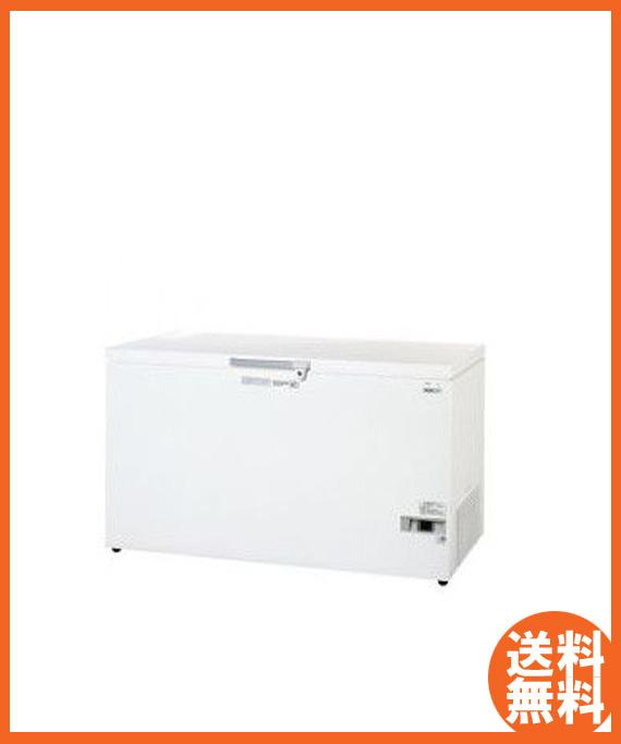 【送料無料】新品!パナソニック(旧サンヨー) 冷凍ストッカー スライド扉 SCR-D407V