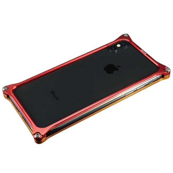【クーポン有】 GILD design iPhone XS / X Solid Bumper (EVANGELION Limited) エヴァンゲリオン2号機 # GIEV-422GRT ギルドデザイン (iPhoneXS / iPhoneX バンパーケース) [PSR]