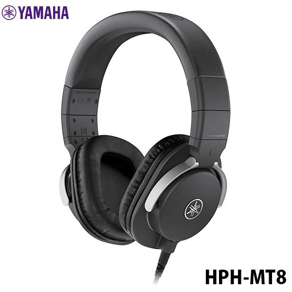 【クーポン有】 YAMAHA HPH-MT8 スタジオモニター オーバーイヤーヘッドホン 有線 # HPH-MT8 ヤマハ (ヘッドホン) [PSR]