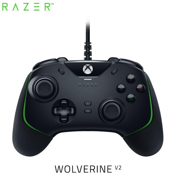 Xbox Series X S用に設計された有線ゲーミングコントローラー あす楽対応 Razer Wolverine V2 S One PC 対応 PSR 10 有線 信用 RZ06-03560100-R3M1 ゲームコントローラー Windows レーザー ゲームパッド # 格安激安