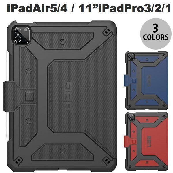 耐衝撃性 洗練されたデザイン 使いやすさを兼ね備えたケース スーパーSALE クーポン配布中 ネコポス送料無料 UAG 10.9インチ iPad 訳あり商品 Air 第4世代 11インチ 1世代 PSR 2 M1 第3 ケース NEW ARRIVAL METROPOLIS タブレットカバー Pro フォリオケース 耐衝撃 ユーエージー