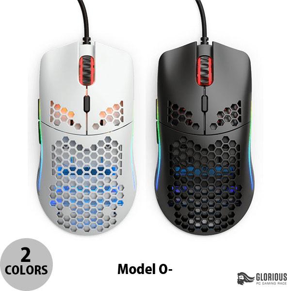 小さめのデザインで左右どちらの手にもフィットするゲーミングマウス 【スーパーSALE★クーポン配布中】 Glorious Model O- Mouse ゲーミングマウス Regular  (マウス) [PSR]