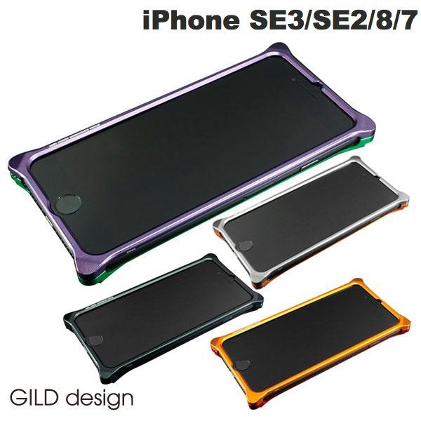 [マラソン期間割引クーポン有] GILD design iPhone 8 / 7 Solid Bumper (EVANGELION Limited) ギルドデザイン (iPhone7 / iPhone8 バンパーケース) [PSR]