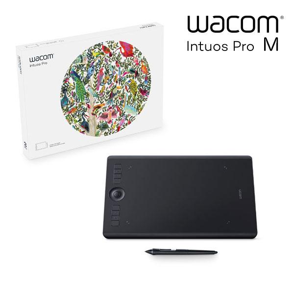 【エントリーでポイントプラス4倍】 WACOM Intuos Pro Medium # PTH-660/K0 ワコム (ペンタブレット) [PSR]