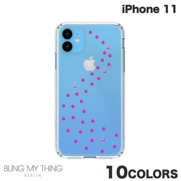 Bling My Thing iPhone 11 MILKY WAY NEON ブリングマイシング (iPhone11 スマホケース)