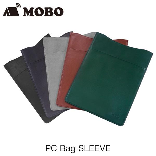 シンプルなフロントポケット ペンホルダー付 スリーブケース[創業28年のApple専門店] MOBO Laptop Case SLEEVE 13.3インチ PCバッグ ペンホルダー付 スリーブ スタイル モボ (ノートパソコン用バッグ)