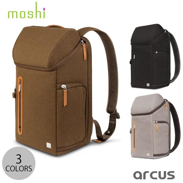 【マラソンクーポン有】 moshi Arcus 多機能バックパック (バックパック) リュック 通勤 通学 バッグ
