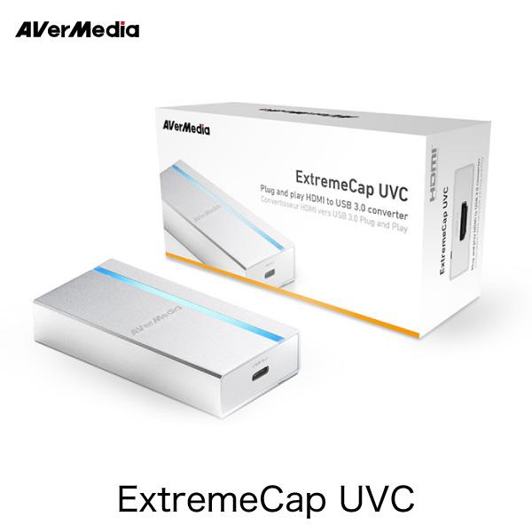 【クーポン有】[あす楽対応] AVerMedia TECHNOLOGIES ExtremeCap UVC BU110 小型 軽量 キャプチャーデバイス # BU110 アバーメディアテクノロジーズ (ビデオ入出力・コンバータ)