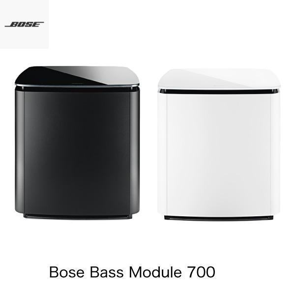BOSE Bass Module 700 ホームシアターシステム用 サブウーファー ボーズ (オーディオアクセサリ)
