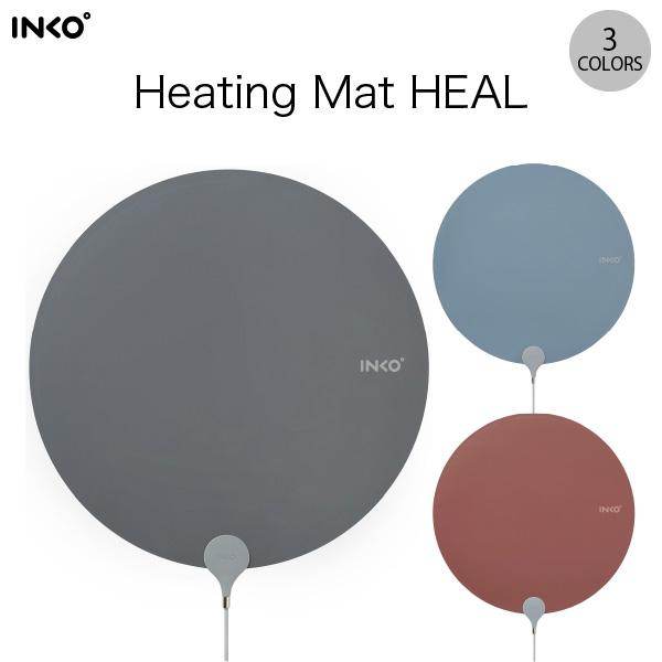 世界初 インクで温かくなる特許技術で実現した厚さ1mmのUSBヒーター 創業28年のApple専門店 SALE INKO Heating Mat ストアー 薄型 インコ Heal USBヒーター USB接続雑貨
