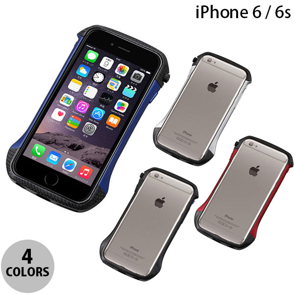 buy online 62a11 3e9db Deff CLEAVE Hybrid Bumper for iPhone 6 / 6s ディーフ (iPhone6 / iPhone6s  smartphone case)