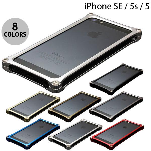 GILD design iPhone SE / 5s / 5 ソリッドバンパー ギルドデザイン (iPhone5 / iPhone5s / iPhoneSE バンパー)