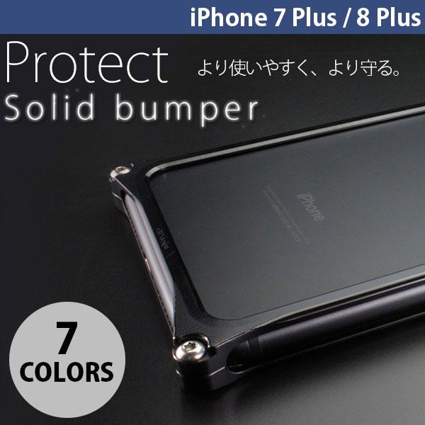 【マラソンクーポン有】 GILD design iPhone 8 Plus / 7 Plus ソリッドバンパー ギルドデザイン (iPhone7Plus / iPhone8Plus スマホケース)
