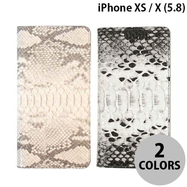 GAZE iPhone XS / X Snake Diary ゲイズ (iPhoneXS / iPhoneX スマホケース)