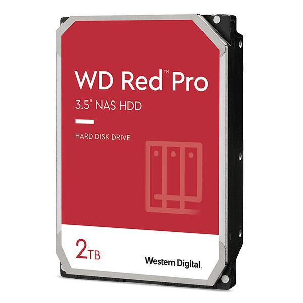 【クーポン有】 Western Digital WD Red Pro 3.5インチ SATA III 2TB # WD2002FFSX ウエスタンデジタル (パソコン周辺機器)