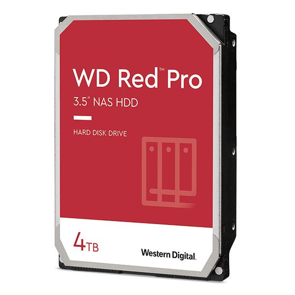 【クーポン有】 Western Digital WD Red Pro 3.5インチ SATA III 4TB # WD4003FFBX ウエスタンデジタル (パソコン周辺機器)
