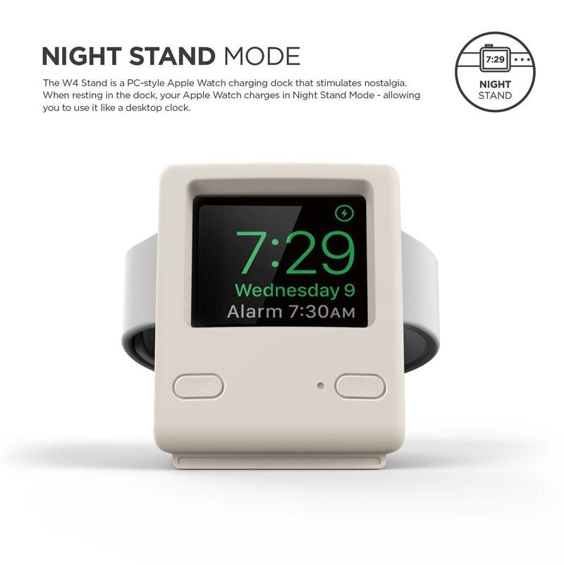 elago W4 Stand for Apple Watch エラゴ (アップルウォッチスタンド)