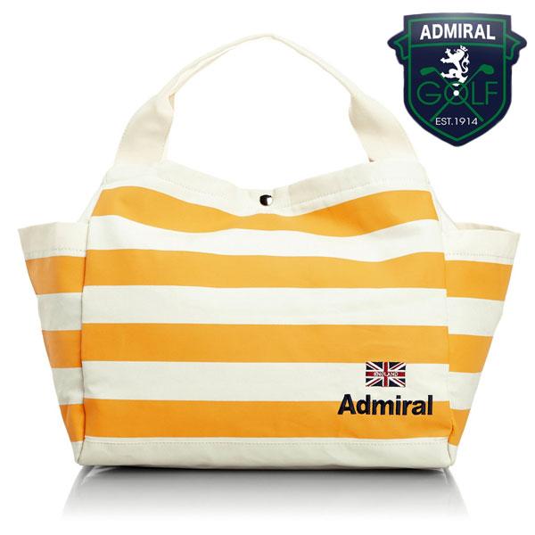 アドミラル Admiral ボストンバッグ トートバッグ オレンジ ADMZ5SJ4
