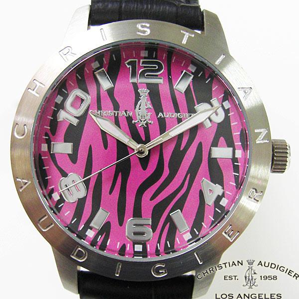 Christian Audigier 時計 クリスチャン オードジェー 腕時計 SWI-643 男女兼用