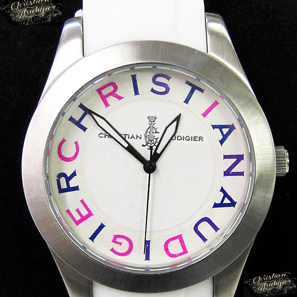Christian Audigier 時計 クリスチャン オードジェー 腕時計 SWI-632