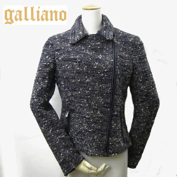ガリアーノ Galliano レディース ジャケット YR7911 JohnGalliano ジョンガリアーノ