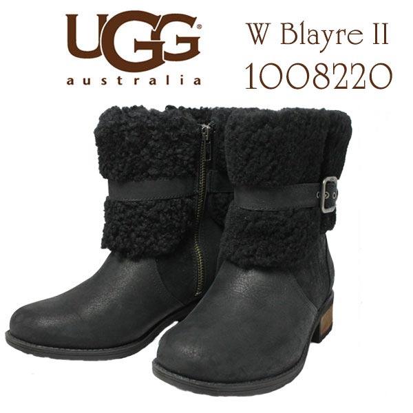 UGG クラシックミニ ムートンブーツ レディース アグ オーストラリア UGG AUSTRALIA クラシック ミニ シープスキンブーツ 1008220 W Blayre II アグブーツ ムートンブーツ レディース