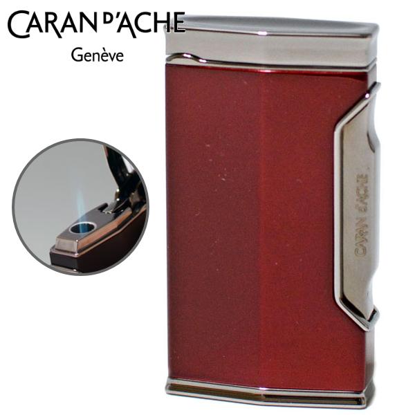 CARAN d'ACHE CD01-1103 カランダッシュバーナーフレームライター 黒ニッケル/ダークレッド