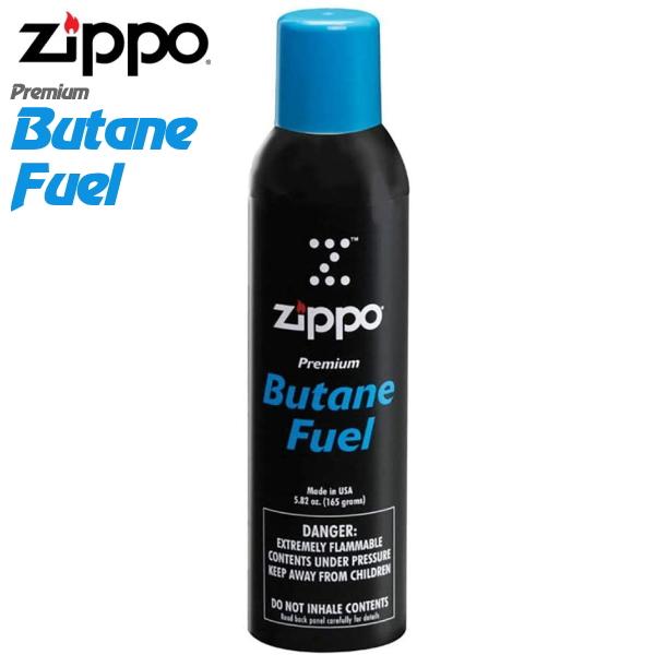 ZIPPO高级储气罐大小罐(165g)[供打火机使用的煤气]3810