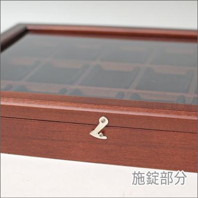 木材架子ZIPPO收藏家BOX18陈列柜(18个用)