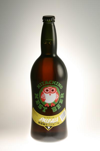英国産麦芽 ホップをもちいて醸造した本格的英国スタイルのペールエール 常陸野ネストビール ペールエール Pale ビール ◆高品質 720ml 地ビール クラフトビール Ale 直営店