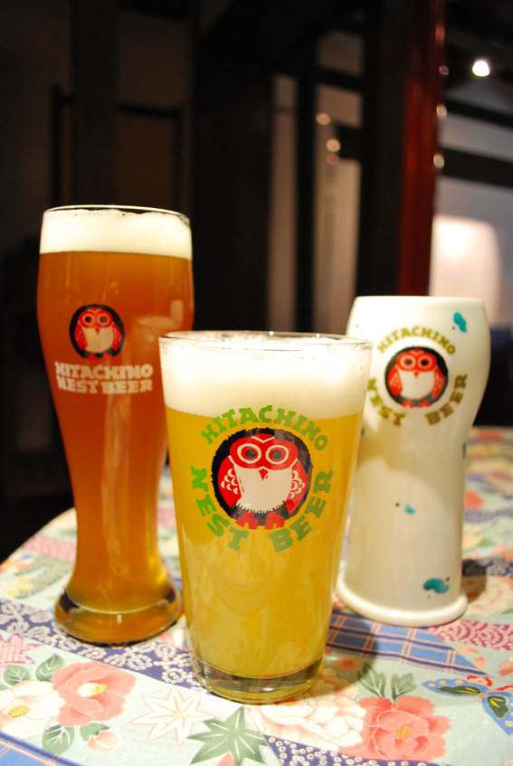 This sets is including various of original Hitachino Nest Beer and Kiuchi Brewery's items.