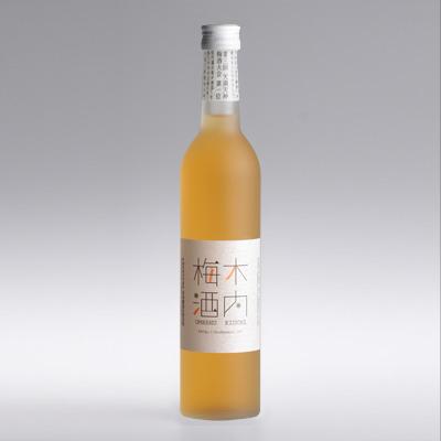 日本一に選ばれた極上梅酒。常陸野ネストビールを蒸留した自家製スピリッツに梅を漬け込んで造り上げた唯一の味わいと余韻。 【日本一に輝いた極上梅酒】木内梅酒 500ml