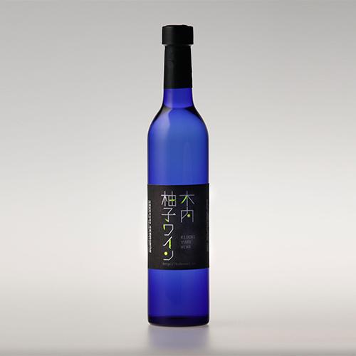 最安値 信用 柚子を醗酵させて醸造した香り豊かな柚子のワイン 木内 柚子ワイン 500ml