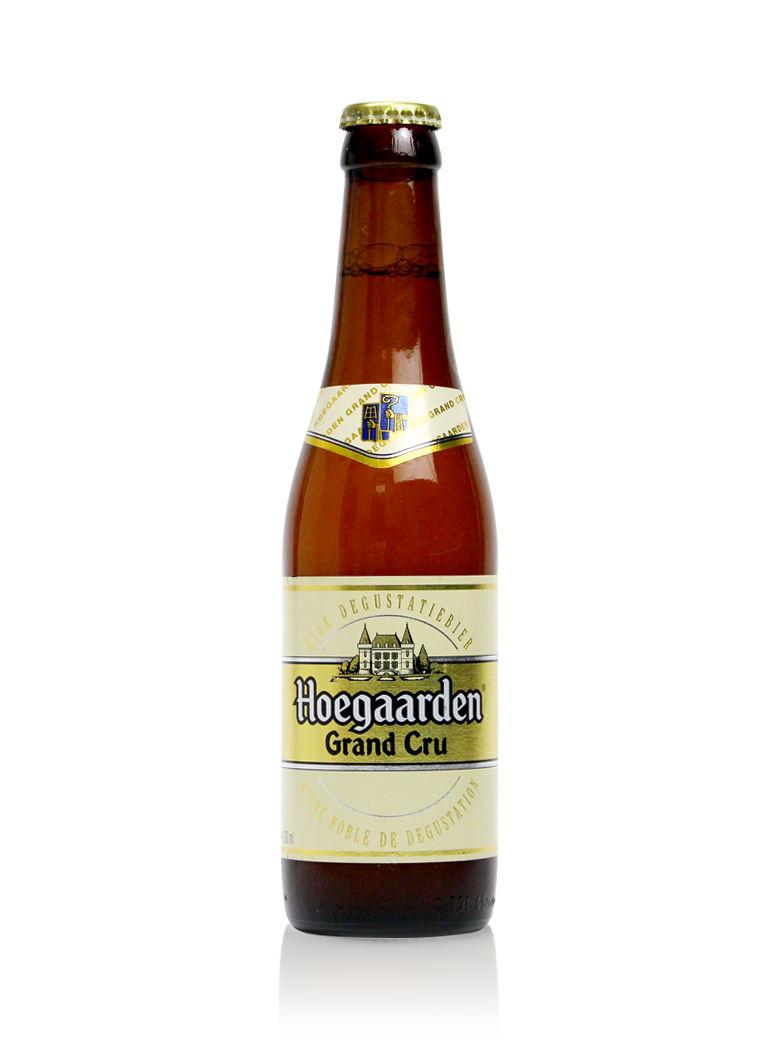 酸味、甘味のバランスがよく複雑な味わいが楽しめるヒューガルデンの上級品。 ヒューガルデン・グランクリュ330ml