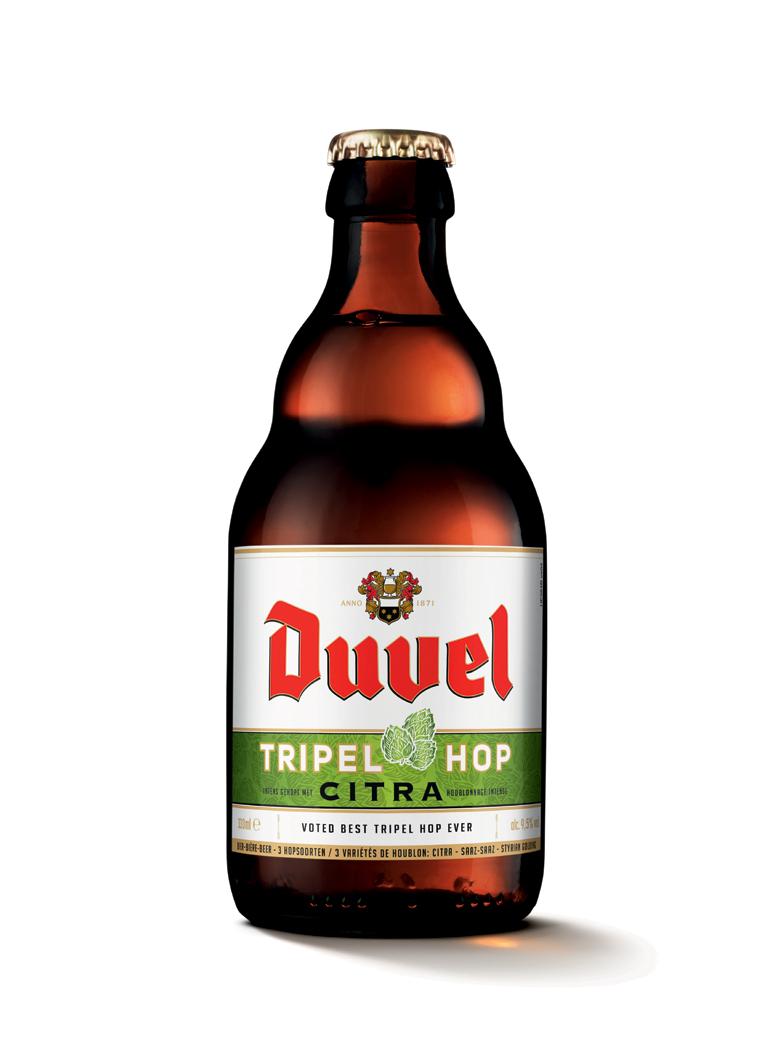 ベルギービール 販売 輸入 ビール トリプルホップ 330ml お買い得品 デュベル ついに入荷